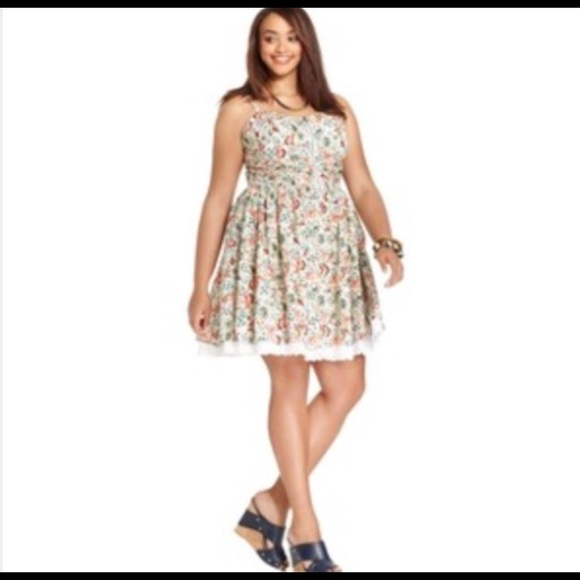 American Rag Dresses Plus Size Zip Dress Poshmark